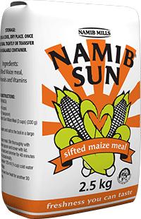 Namib Mills (PTY) Ltd - Namib Sun