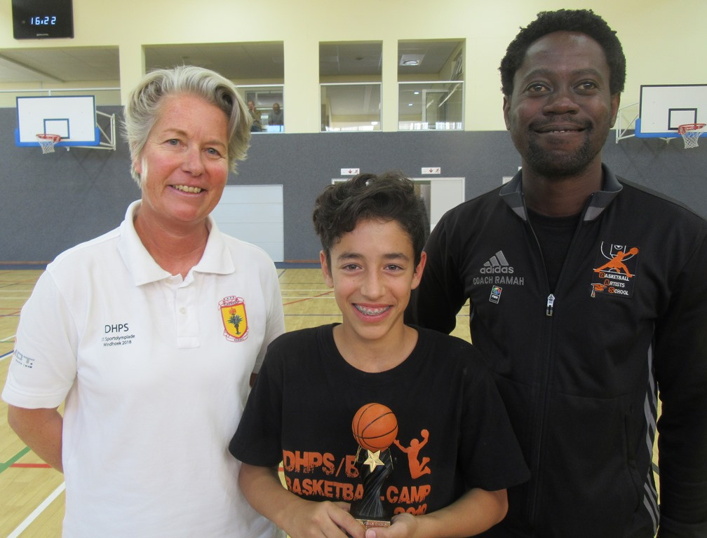 100 participants attend dhps  u0026 bas basketball camp