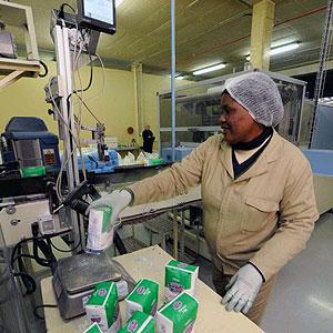 Namib Mills (PTY) Ltd - Sugar packing facility commissioned