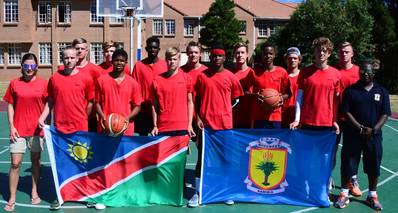 Basketballfestival: DHPS-Penguins in Südafrika