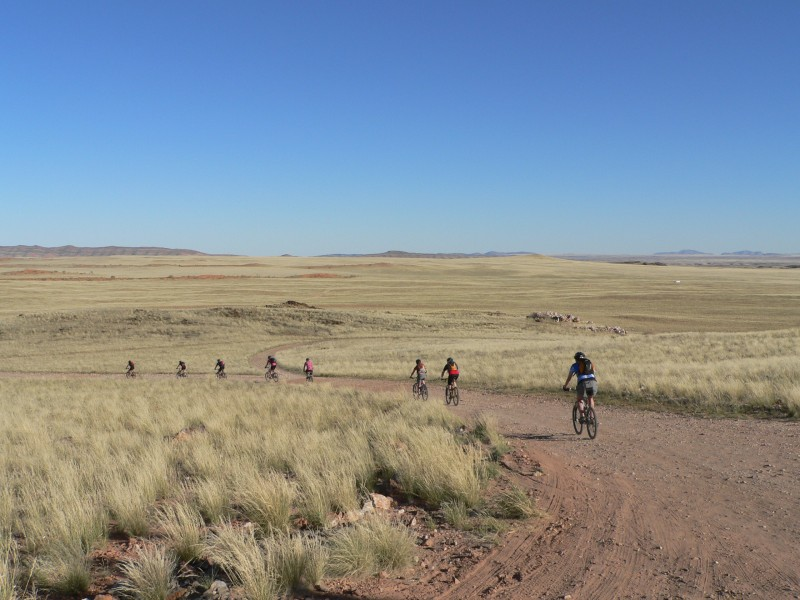 MountainBike Namibia