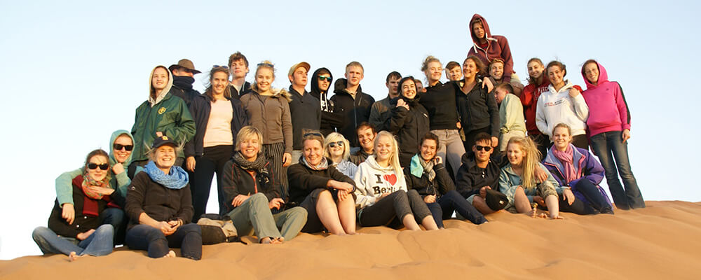 Gobabeb Desert Excursion, Grade 11 (DIAP)
