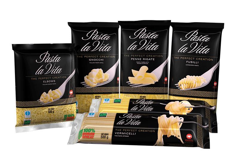 Namib Mills (PTY) Ltd - Pasta la Vita
