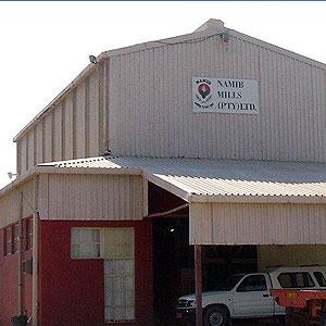 Namib Mills (PTY) Ltd - Otavi Mahangu mill opened
