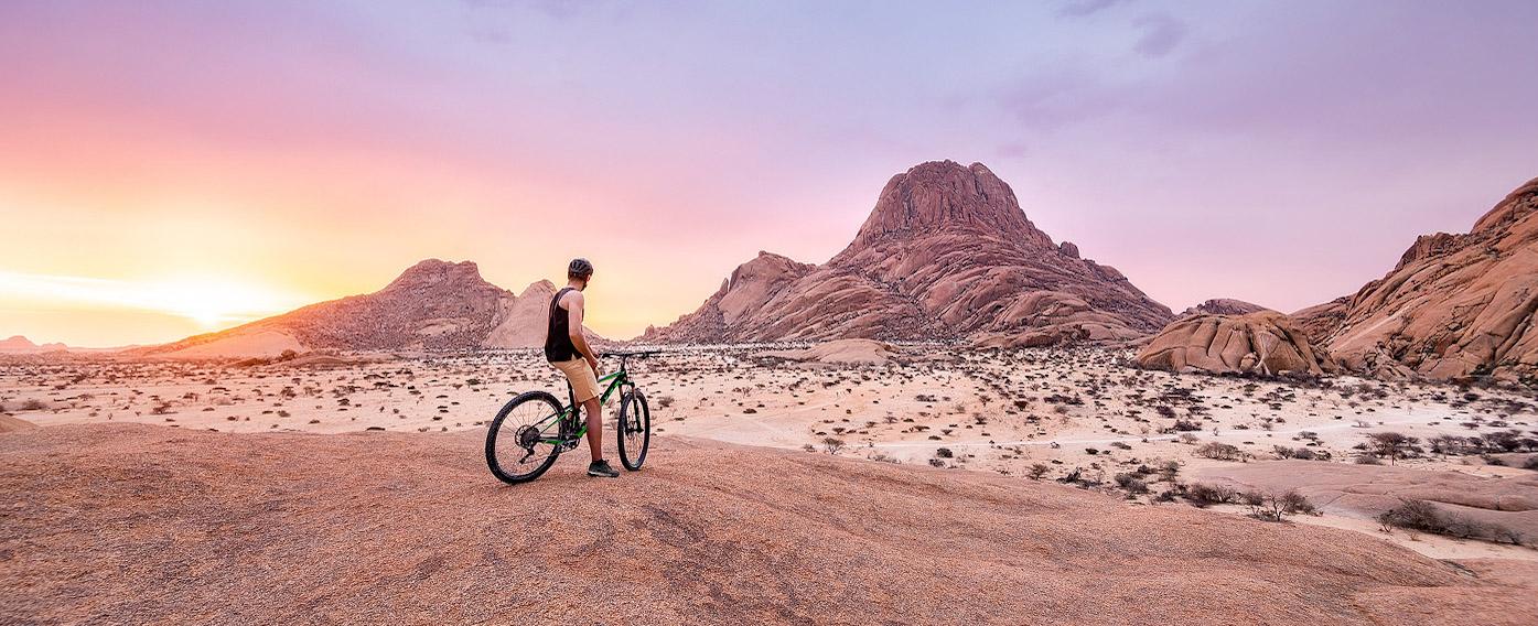 Mountainbike Safaris