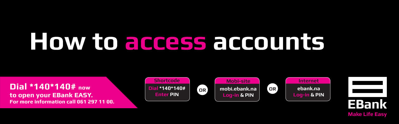 How to access accounts